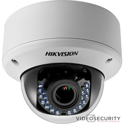 Hikvision DS-2CE56D0T-VPIR3E (2.8-12mm) 2 MP THD varifokális IR dómkamera PoC