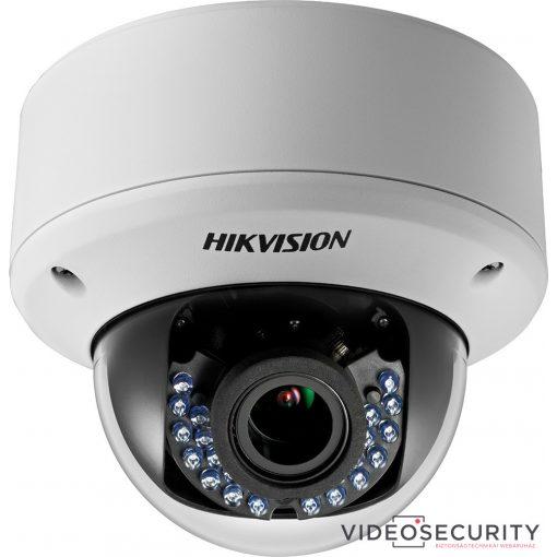 Hikvision DS-2CE56D0T-VPIR3E (2.8-12mm) 2 MP THD varifokális IR dómkamera; PoC