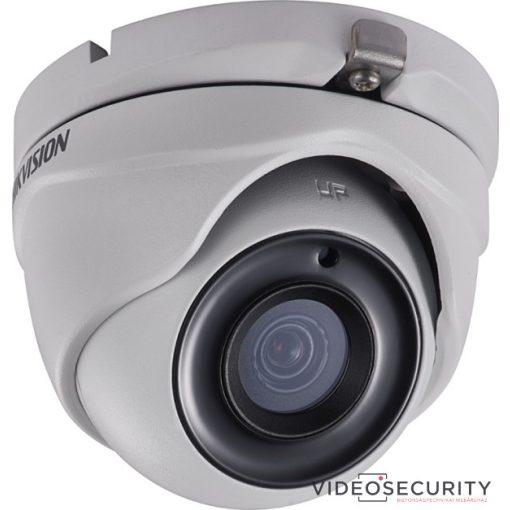 Hikvision DS-2CE56D8T-ITME (6mm) 2 MP THD WDR fix EXIR dómkamera; OSD menüvel; PoC