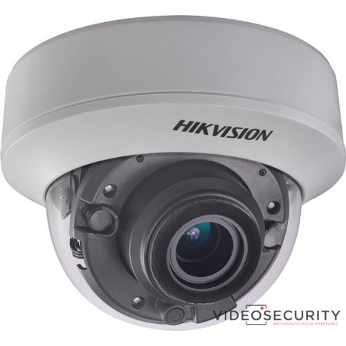 Hikvision DS-2CE56D8T-ITZE (2.8-12mm) 2 MP THD WDR motoros zoom EXIR dómkamera OSD menüvel PoC