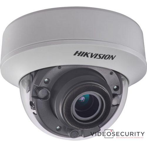 Hikvision DS-2CE56D8T-ITZE (2.8-12mm) 2 MP THD WDR motoros zoom EXIR dómkamera; OSD menüvel; PoC