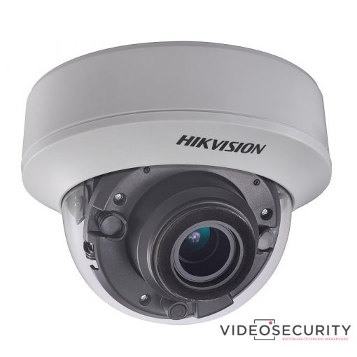 Hikvision DS-2CE56H0T-AITZF (2.7-13.5mm) 5 MP THD motoros zoom EXIR dómkamera; OSD menüvel; TVI/AHD/CVI/CVBS kimenet