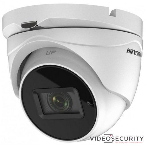 Hikvision DS-2CE56H0T-IT3ZF (2.7-13.5mm) 5 MP THD motoros zoom EXIR dómkamera; OSD menüvel; TVI/AHD/CVI/CVBS kimenet