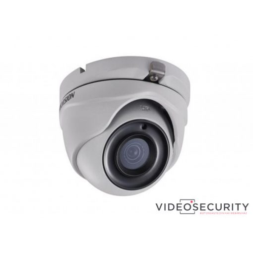 Hikvision DS-2CE56H0T-ITME (6mm) 5 MP THD fix EXIR dómkamera; OSD menüvel; PoC