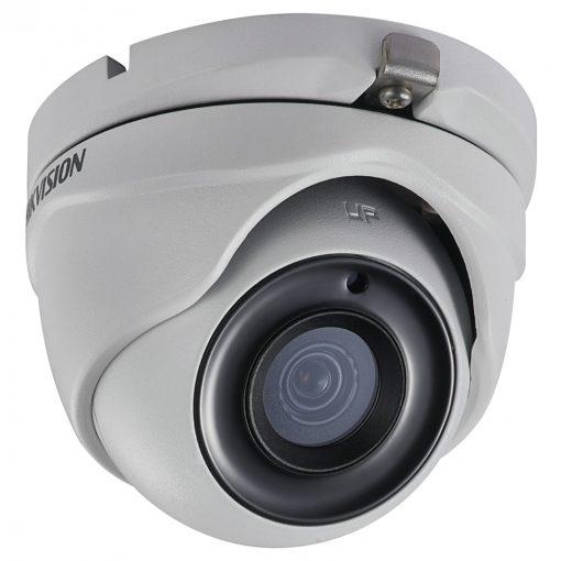 Hikvision - 5 MP THD fix EXIR dómkamera; OSD menüvel; TVI/AHD/CVI/CVBS kimenet