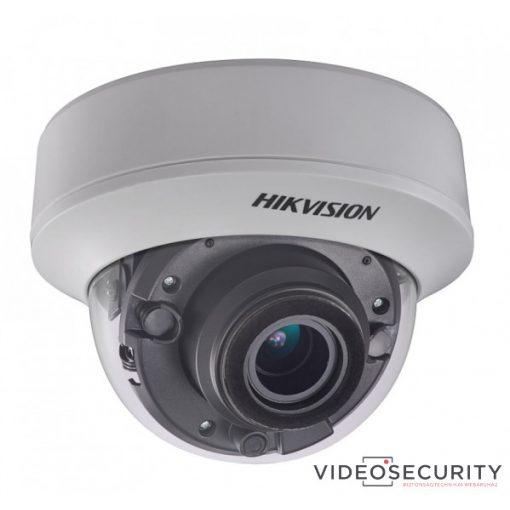 Hikvision DS-2CE56H0T-ITZE (2.7-13.5mm) 5 MP THD motoros zoom EXIR dómkamera; OSD menüvel; PoC