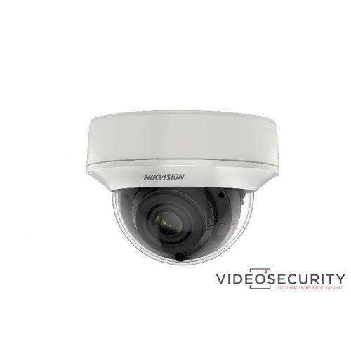 Hikvision DS-2CE56H8T-AITZF (2.7-13.5mm) 5 MP THD WDR motoros zoom EXIR dómkamera OSD menüvel TVI/AHD/CVI/CVBS kimenet