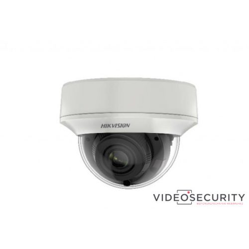Hikvision DS-2CE56U1T-AITZF (2.8-12mm) 8 MP THD motoros zoom EXIR dómkamera OSD menüvel