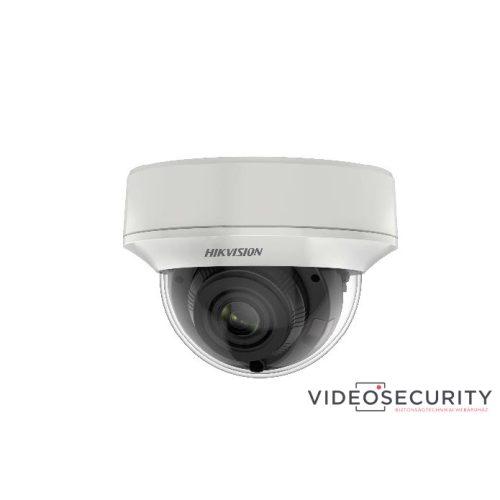 Hikvision DS-2CE56U1T-ITZF (2.7-13.5mm) 8 MP THD motoros zoom EXIR dómkamera OSD menüvel