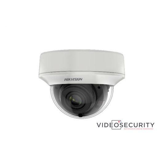 Hikvision DS-2CE56U1T-ITZF (2.7-13.5mm) 8 MP THD motoros zoom EXIR dómkamera; OSD menüvel