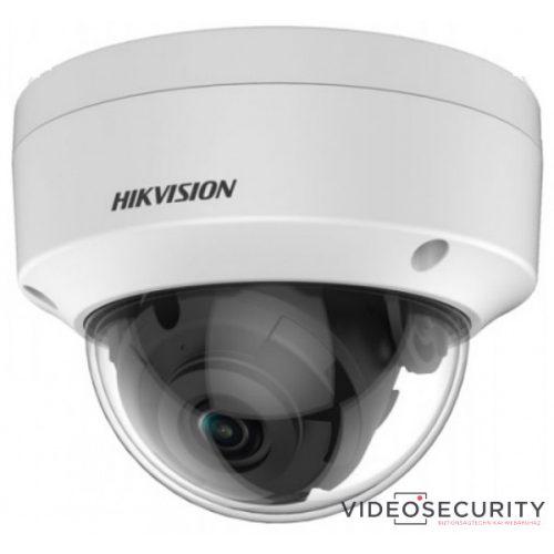 Hikvision DS-2CE57H0T-VPITF (2.8mm) (C) 5 MP THD vandálbiztos fix EXIR dómkamera OSD menüvel TVI/AHD/CVI/CVBS kimenet