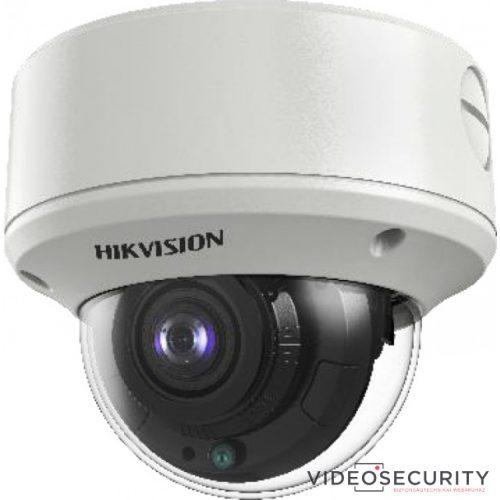 Hikvision DS-2CE59U1T-AVPIT3ZF(2.7-13.5) 8 MP THD motoros zoom EXIR dómkamera OSD menüvel