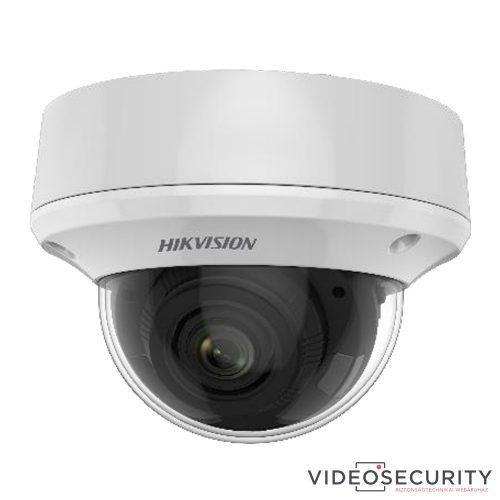 Hikvision DS-2CE5AD8T-VPIT3ZF (2.7-13.5) 2 MP THD motoros zoom EXIR dómkamera TVI/AHD/CVI/CVBS kimenet