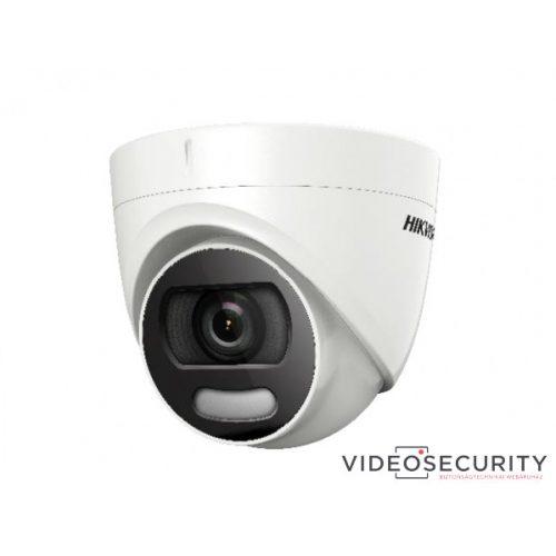 Hikvision DS-2CE72DFT-F (6mm) 2 MP ColorVu THD WDR fix dómkamera OSD menüvel