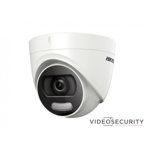Hikvision DS-2CE72HFT-F (6mm) 5 MP ColorVu THD WDR fix dómkamera OSD menüvel