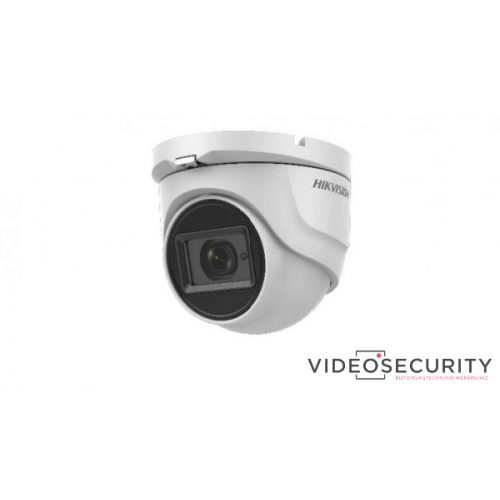 Hikvision DS-2CE76H8T-ITMF (6mm) 5 MP THD WDR fix EXIR dómkamera OSD menüvel TVI/AHD/CVI/CVBS kimenet