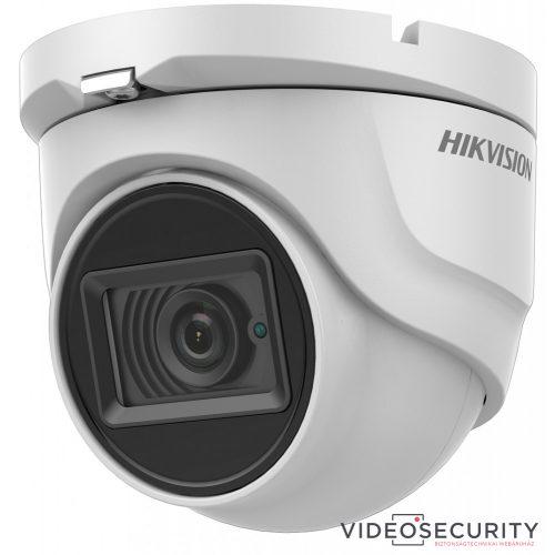 Hikvision DS-2CE76U1T-ITMF (2.8mm) 8 MP THD fix EXIR dómkamera OSD menüvel TVI/AHD/CVI/CVBS kimenet