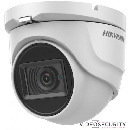 Hikvision DS-2CE76U1T-ITMF (3.6mm) 8 MP THD fix EXIR dómkamera OSD menüvel TVI/AHD/CVI/CVBS kimenet