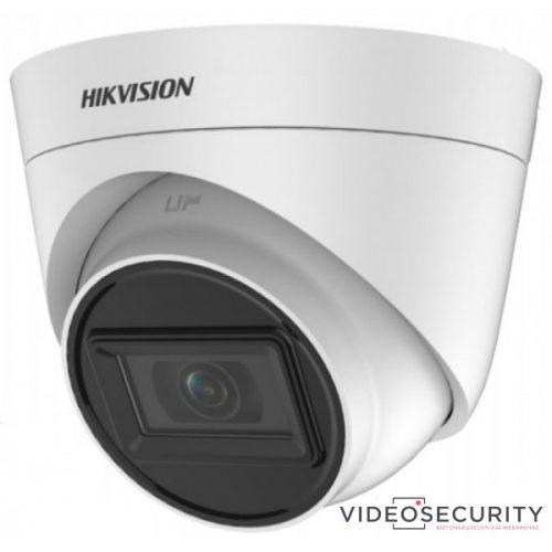 Hikvision DS-2CE78H0T-IT1F (2.4mm) (C) 5 MP THD fix EXIR dómkamera OSD menüvel TVI/AHD/CVI/CVBS kimenet