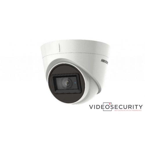 Hikvision DS-2CE78H8T-IT3F (2.8mm) 5 MP THD WDR fix EXIR dómkamera; OSD menüvel; TVI/AHD/CVI/CVBS kimenet