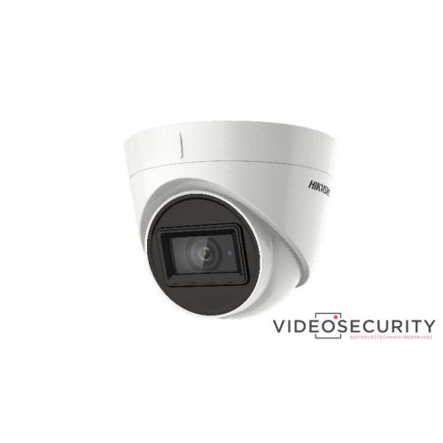 Hikvision DS-2CE78H8T-IT3F (3.6mm) 5 MP THD WDR fix EXIR dómkamera; OSD menüvel