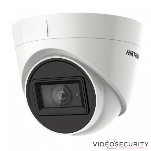 Hikvision DS-2CE78U7T-IT3F (2.8mm) 8 MP THD fix EXIR dómkamera; OSD menüvel; TVI/AHD/CVI/CVBS kimenet
