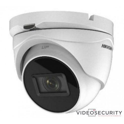 Hikvision DS-2CE79H8T-AIT3ZF(2.7-13.5mm) 5 MP THD WDR motoros zoom EXIR dómkamera; OSD menüvel