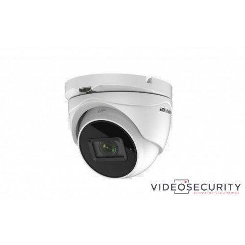 Hikvision DS-2CE79U7T-AIT3ZF(2.7-13.5mm) 8 MP THD motoros zoom EXIR dómkamera OSD menüvel