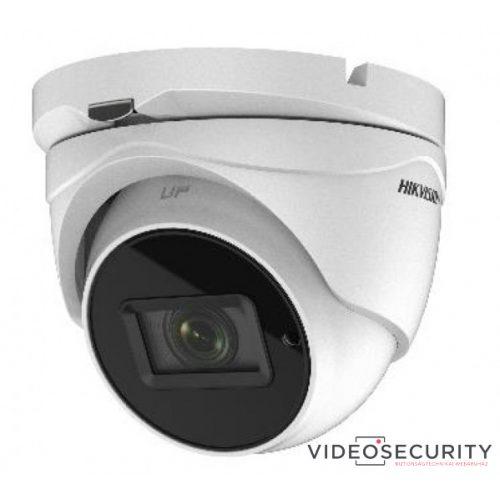 Hikvision DS-2CE79U8T-IT3Z (2.8-12mm) 8 MP THD motoros zoom EXIR dómkamera OSD menüvel