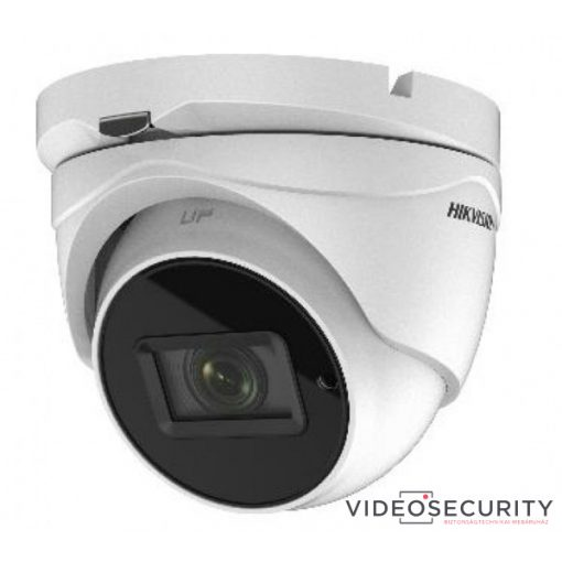 Hikvision DS-2CE79U8T-IT3Z (2.8-12mm) 8 MP THD motoros zoom EXIR dómkamera; OSD menüvel