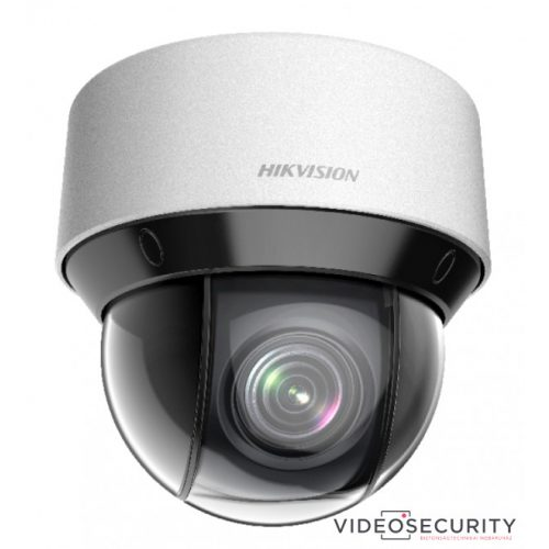 Hikvision DS-2DE4A404IW-DE (8-32mm) 4 MP DarkFighter IR IP mini PTZ dómkamera 4x zoom 12 VDC/PoE+