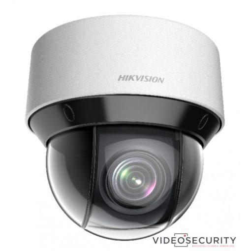 Hikvision DS-2DE4A404IW-DE (8-32mm) 4 MP DarkFighter IR IP mini PTZ dómkamera; 4x zoom; 12 VDC/PoE+