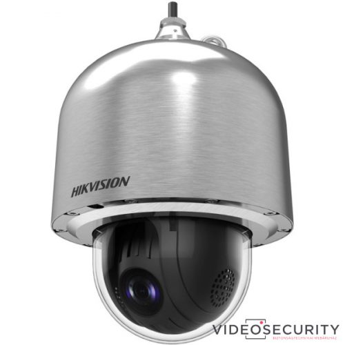 Hikvision DS-2DF6223-CX (W/316) 2 MP WDR robbanásbiztos IP PTZ dómkamera rozsdamentes acél 23x zoom 230 VAC