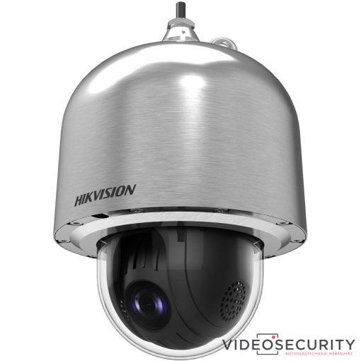 Hikvision DS-2DF6223-CX (W) 2 MP WDR robbanásbiztos IP PTZ dómkamera; rozsdamentes acél; 23x zoom; 230 VAC