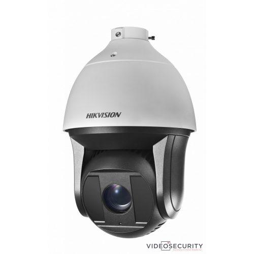 Hikvision DS-2DF8250I5X-AELW (C) 2 MP WDR EXIR IP PTZ dómkamera 50x zoom ablaktörlővel 24 VAC/HiPoE