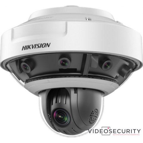 Hikvision DS-2DP1636Z-D (5mm) PanoVu 360° 16 MP panoráma- és 36x PTZ IP dómkamera 36 VDC