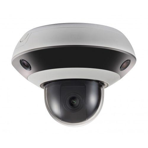 Hikvision IP kamera DS-2PT3326IZ-DE3 - PanoVu mini 360° panorámaDS-2PT3326IZ-DE3 - és 4x PTZ IP dómkamera