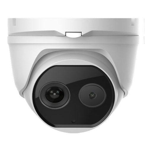 Hikvision DS-2TD1217-3/V1 IP hő- (160x120) 50°x37° és láthatófény (2 MP) kamera; ±8°C; -20°C-150°C