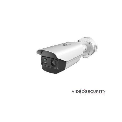 Hikvision DS-2TD2615-10 IP hő- 23.3°x17.6° és láthatófény 40°x22° kamera; csőkamera kivitel; ±8°C; -20°C-150°C