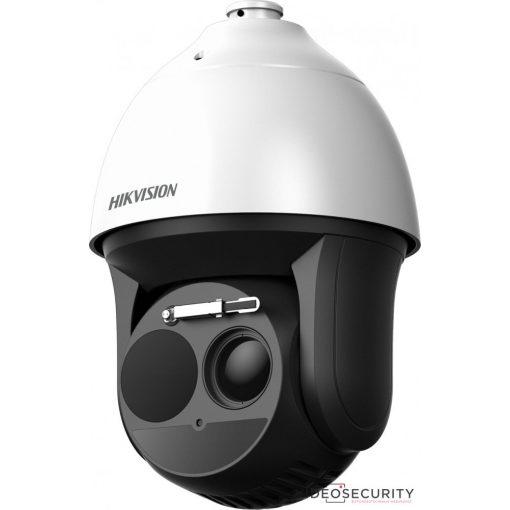Hikvision DS-2TD4136T-9 Bispektrális IP hő- (384x288) 40°x30° és PTZ (5.7 mm-205.2 mm) (2 MP) kamera; ±2°C; -20°C-550°C