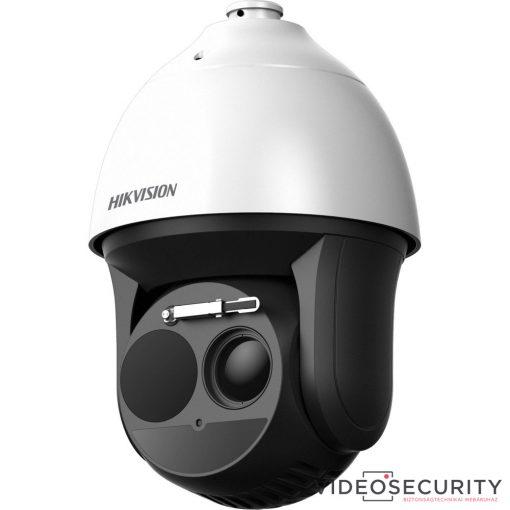 Hikvision DS-2TD4166-50/V2 Bispektrális IP hő- (640x512) 12°x10° és PTZ (5.7 mm-205.2 mm) (2 MP) kamera