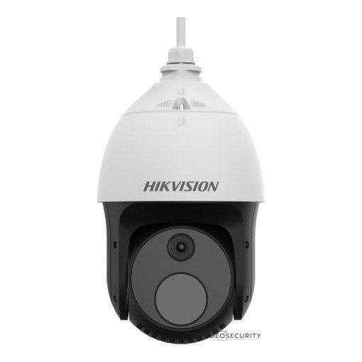 Hikvision DS-2TD4237-10/V2 Bispektrális IP hő- (384x288) 36°x27° és PTZ (5.7 mm-205.2 mm) (2 MP) kamera; ±8°C; -20°C-150°C