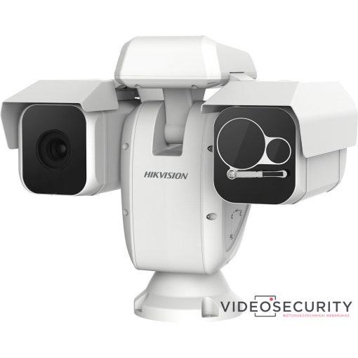 Hikvision DS-2TD6266T-25H2L IP hő- (640x512) 24.5°x20° és 2 MP (5.7mm-205.2mm) WDR forgózsámolyos kamera; ±2°C; -20°C-550°C