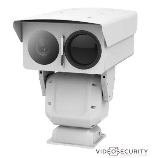 Hikvision DS-2TD8166-100C2F/V2 IP hő- (640x512) 6.3°x5° és 2 MP (6.7 mm-330 mm) WDR forgózsámolyos kamera; ±8°C; -20°C-150°C