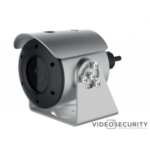 Hikvision DS-2XE6025G0-IS (4mm) 2 MP WDR robbanásbiztos fix EXIR IP csőkamera hang és riasztás be- és kimenet