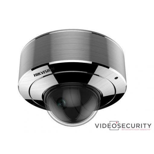 Hikvision DS-2XE6126FWD-HS (2.8mm) 2 MP WDR gyújtószikramentes fix IR IP dómkamera; hang be- és kimenet