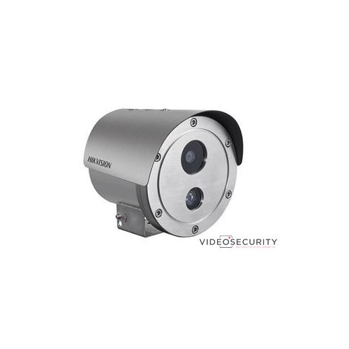 Hikvision DS-2XE6222F-IS (12mm) 2 MP WDR robbanásbiztos EXIR fix IP csőkamera hang be- és kimenet
