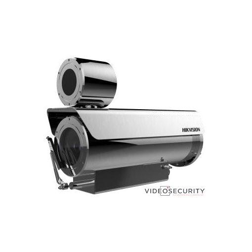 Hikvision DS-2XE6422FWD-IZHRS (2.8-12mm) 2 MP WDR varifokális robbanásbiztos EXIR IP csőkamera; hang be- és kimenet; ablaktörlővel