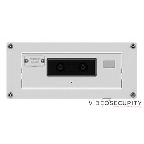 Hikvision DS-2XM6825G0/C-IVSM 2 MP kültéri dual IP kamera emberszámlálás hang és riasztás I/O mobil alkalmazásra, M12