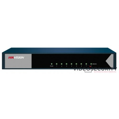 Hikvision DS-3E0508-E 8 portos Gbit switch nem menedzselhető